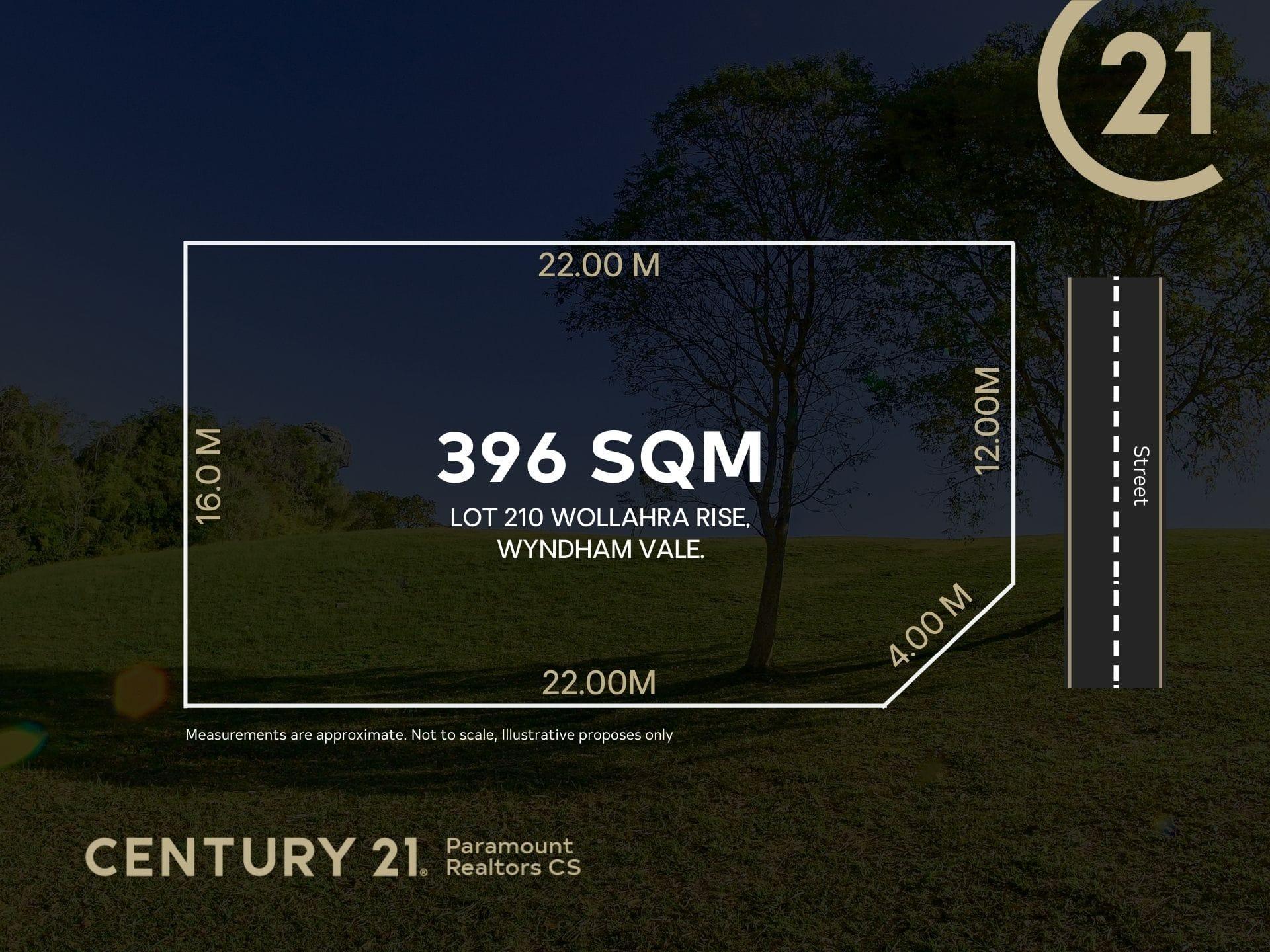 Property 210 Wollahra Rise, Wyndham Vale VIC 3024 main IMAGE