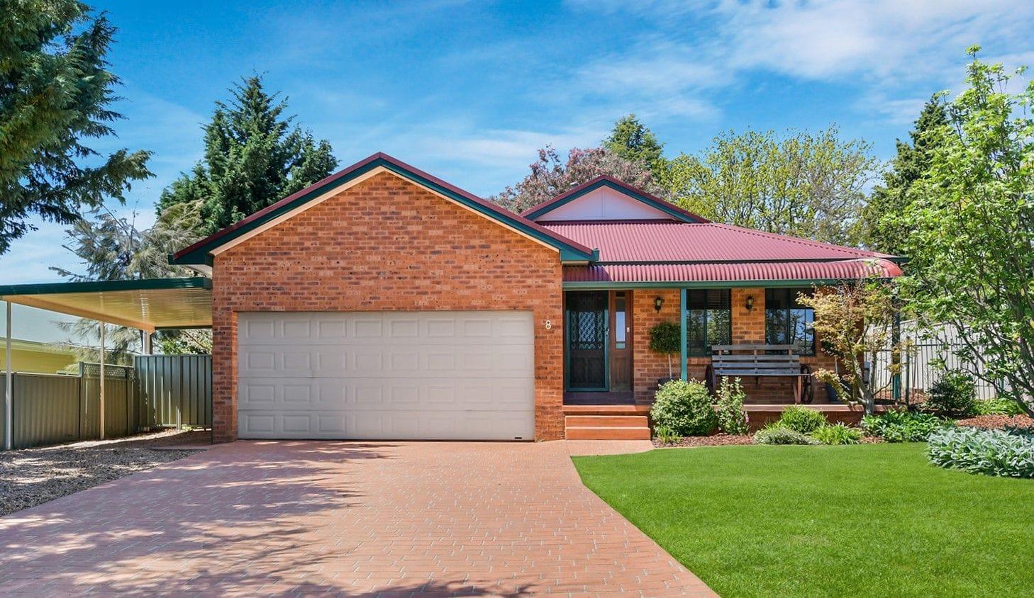 Property 8 Birchgrove Drive, ORANGE NSW 2800 main IMAGE