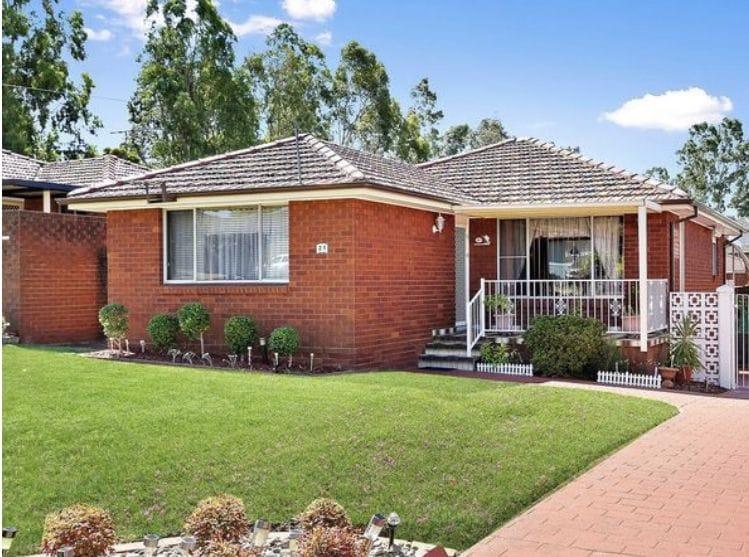 Property 21 JEFFREY AVE, GREYSTANES NSW 2145 main IMAGE