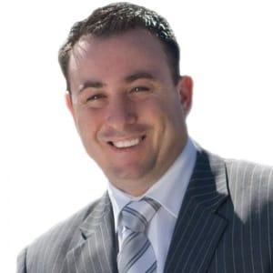 Property Agent Ryan McCann