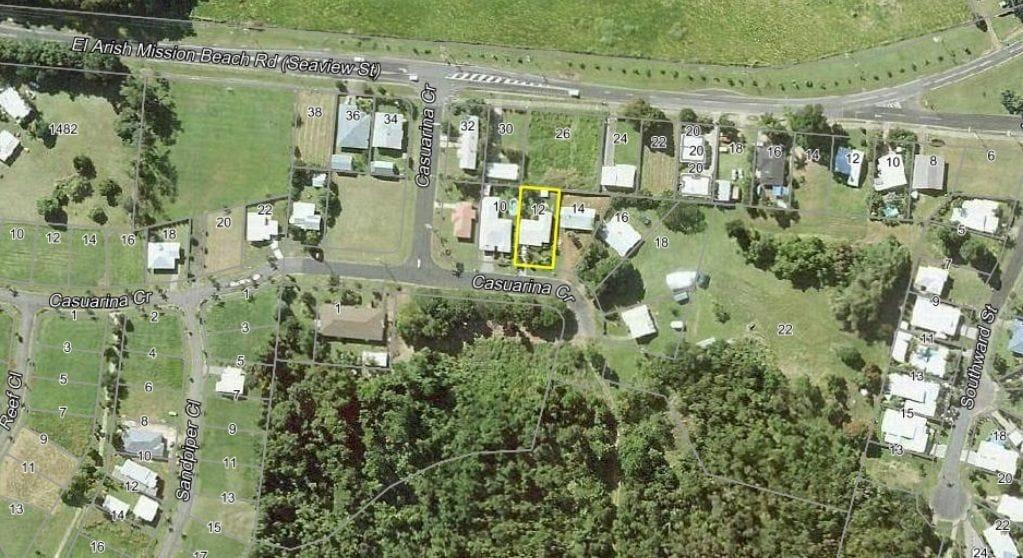 Property 12 Casuarina Crescent, Mission Beach QLD 4852 IMAGE