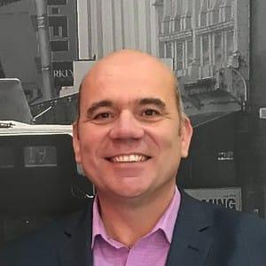 Property Agent Darren Barr