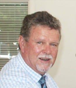 Property Agent Bruce McGregor