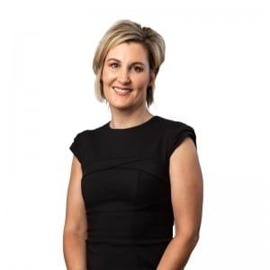 Property Agent Penny Flanagan