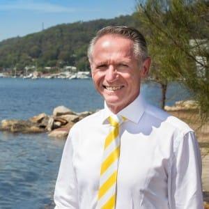 Property Agent Andrew Macdonald