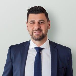 Property Agent Antonio Ariola
