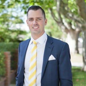 Property Agent Tom Grieve