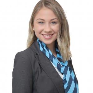 Property Agent Grace Rekruciak