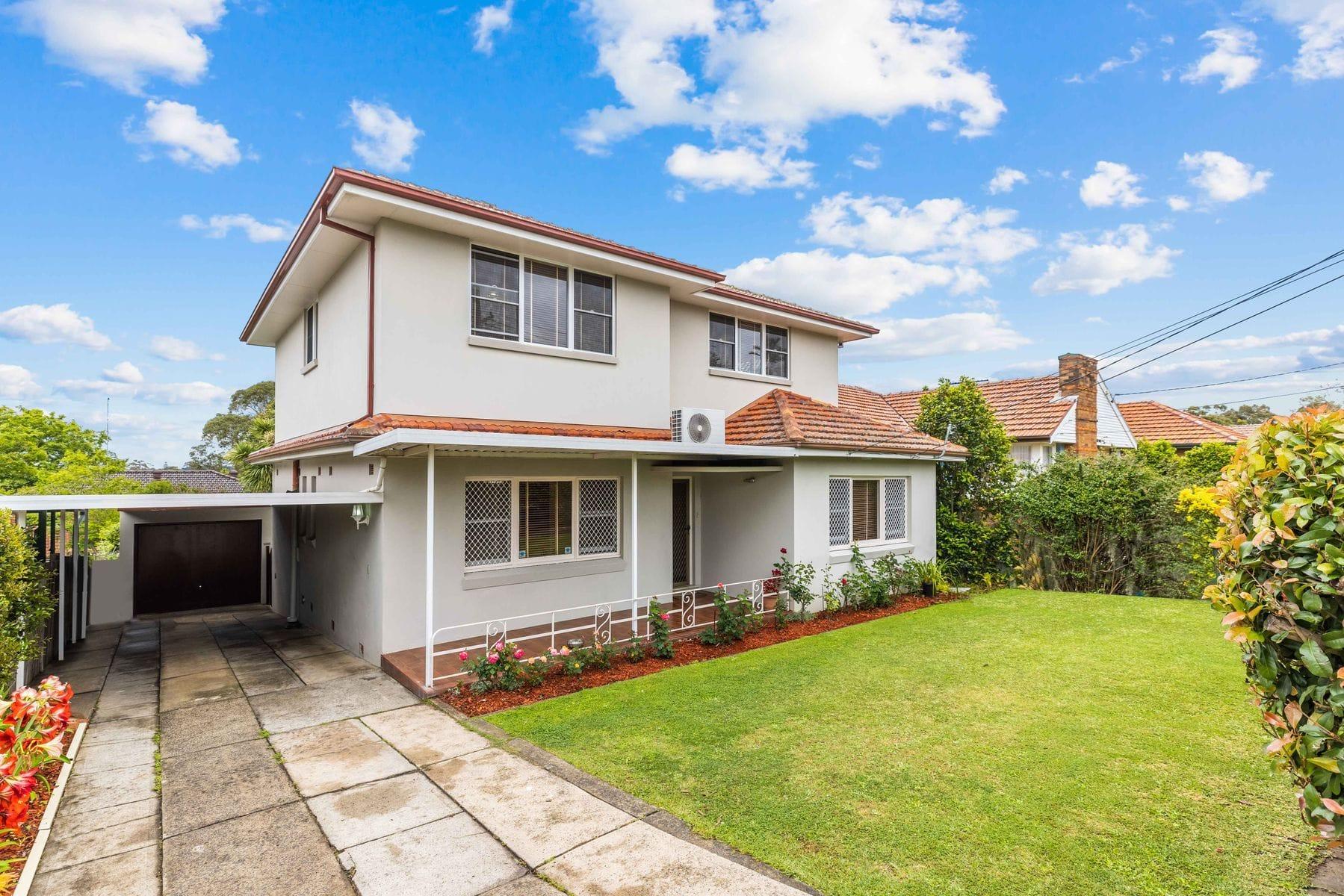 Property 5 Waratah Street, EASTWOOD NSW 2122 main IMAGE