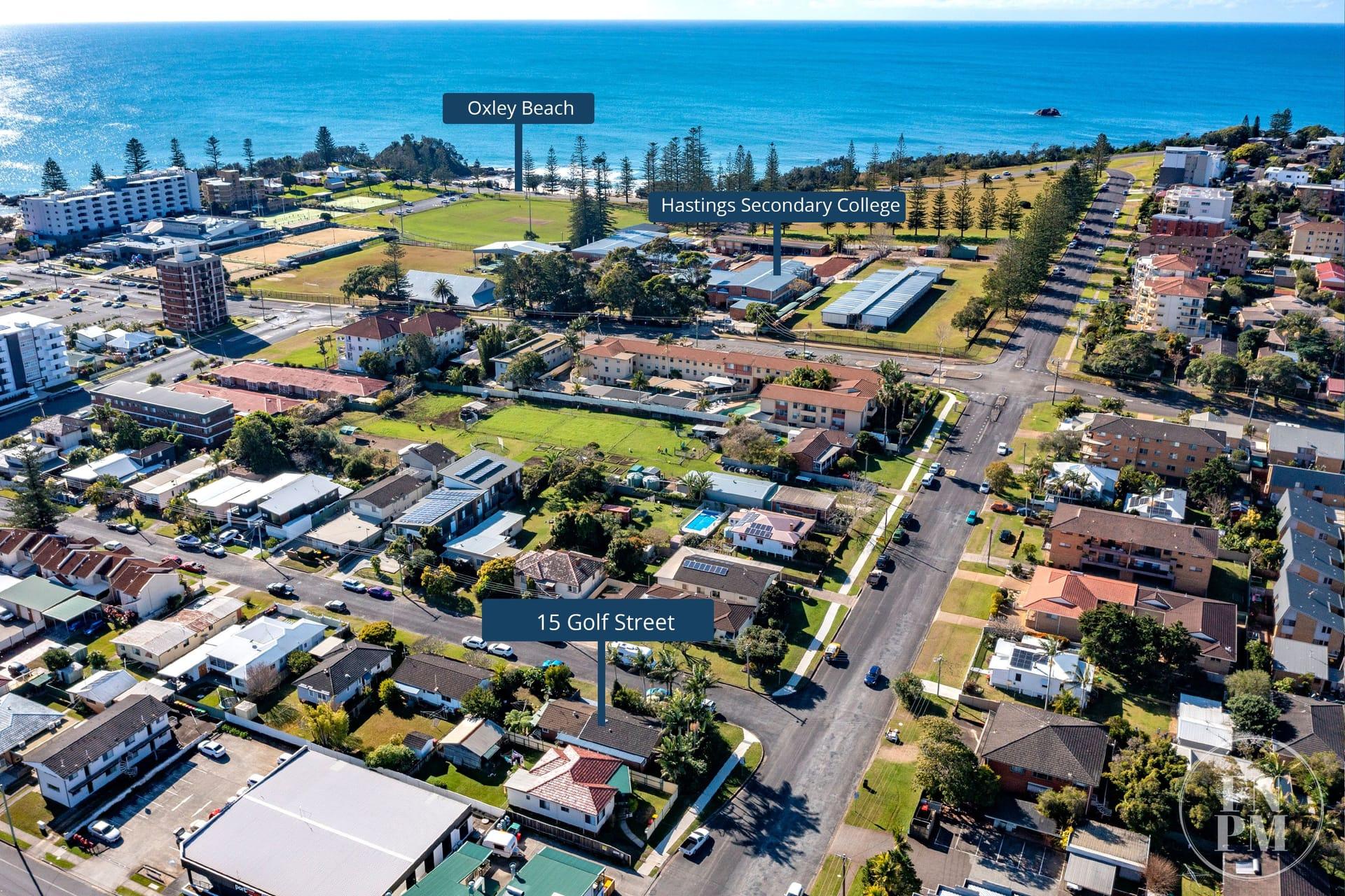 Property 15 Golf Street, PORT MACQUARIE NSW 2444 main IMAGE