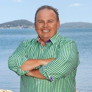 Property Agent Alan Bowler
