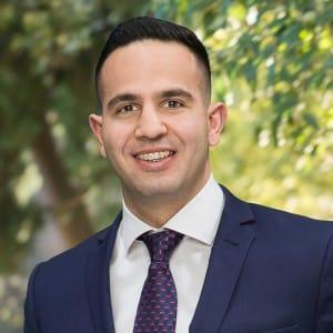 Property Agent Andrew Koulaouzos