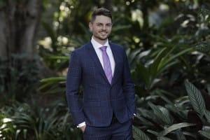 Property Agent Tim Bosshard