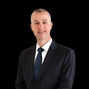 Property Agent Andrew Milne