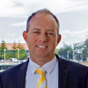 Property Agent Scott Langley