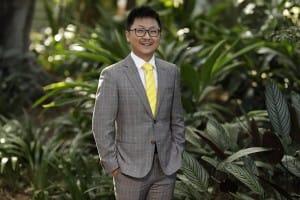 Property Agent Kai Liu