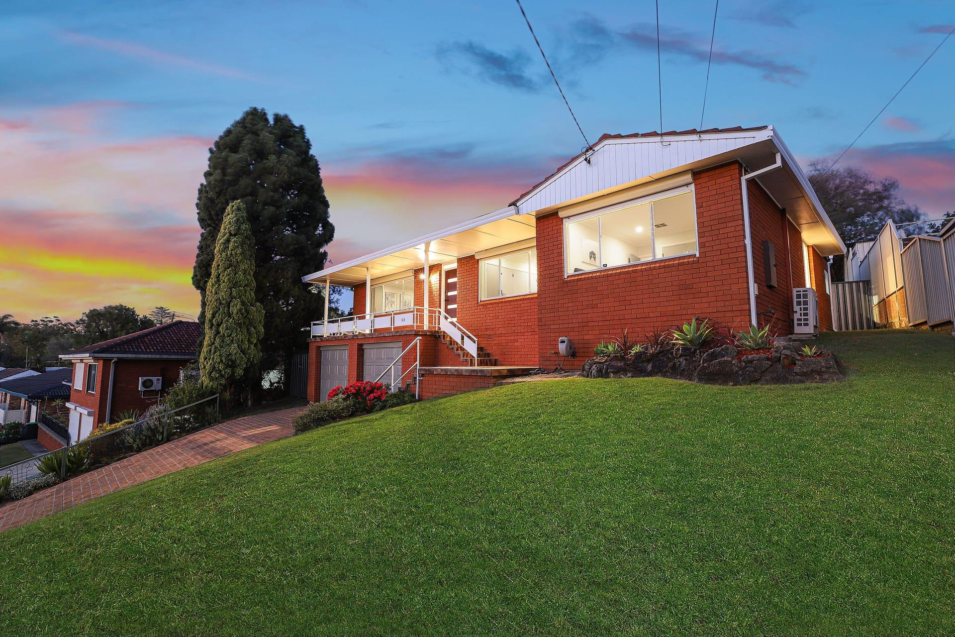 Property 13 Vista Avenue, Peakhurst Heights NSW 2210 main IMAGE