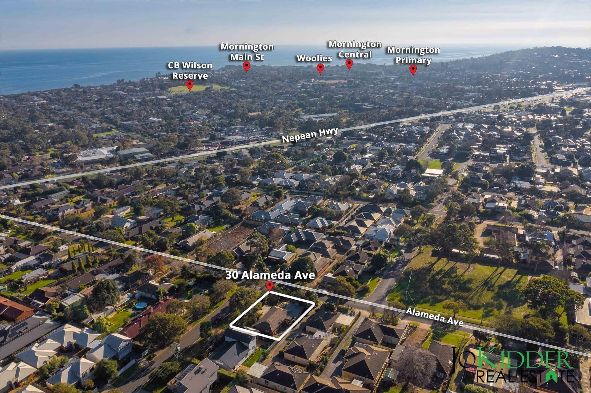 Property 30 Alameda Avenue, MORNINGTON VIC 3931 IMAGE