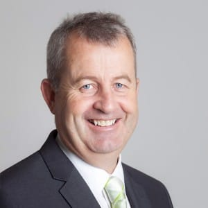 Property Agent Geoff Quirk