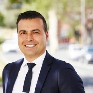 Property Agent Charles Bongiovanni