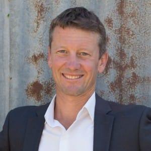 Property Agent Scott Hunter
