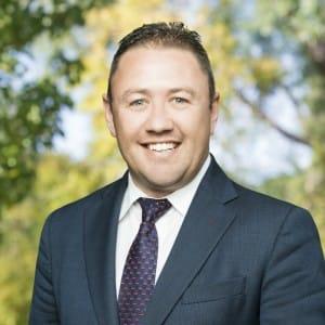Property Agent Rick O'Halloran