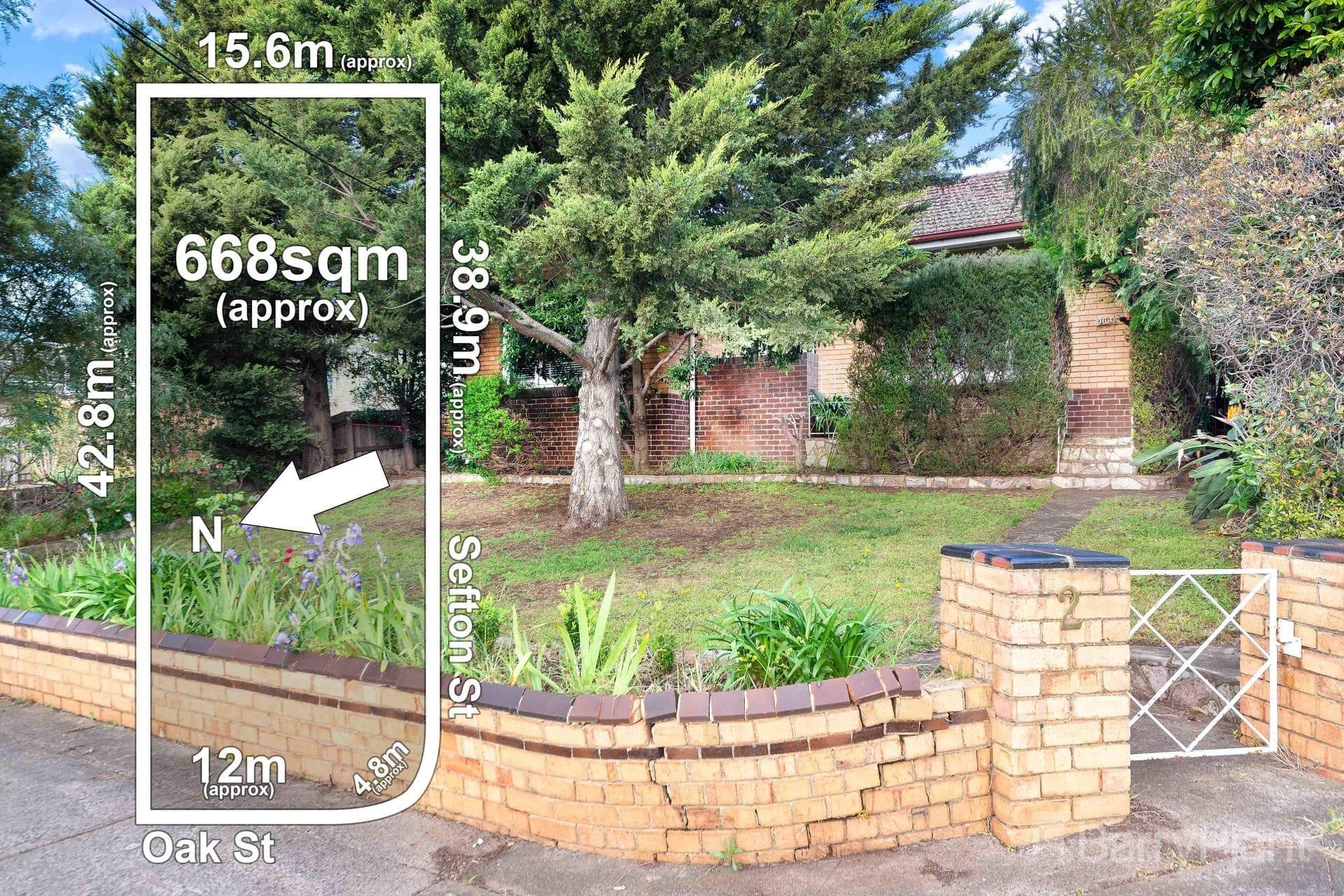 Property 2 Oak Street, Pascoe Vale VIC 3044 main IMAGE