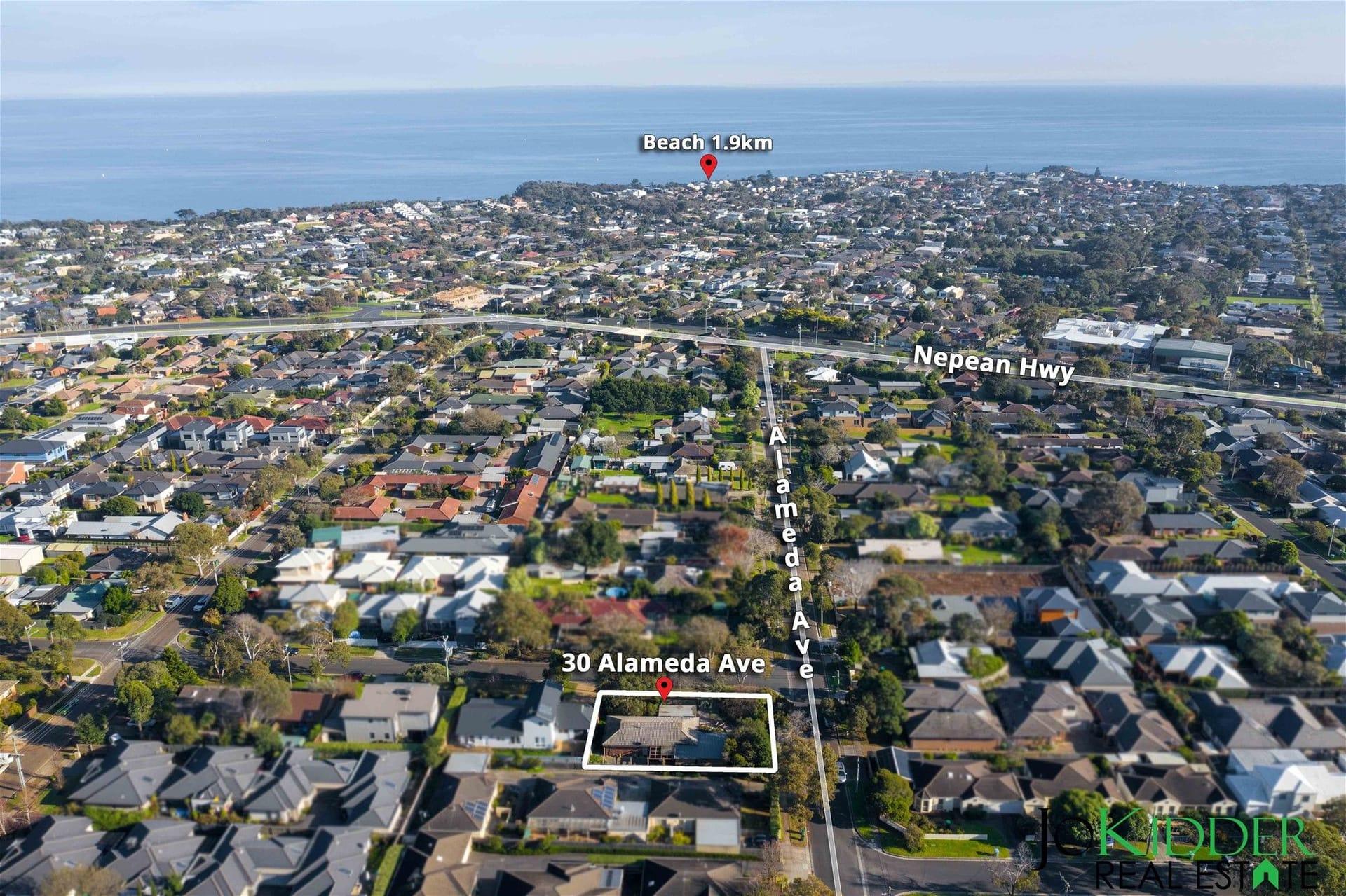Property 30 Alameda Avenue, MORNINGTON VIC 3931 secondary IMAGE