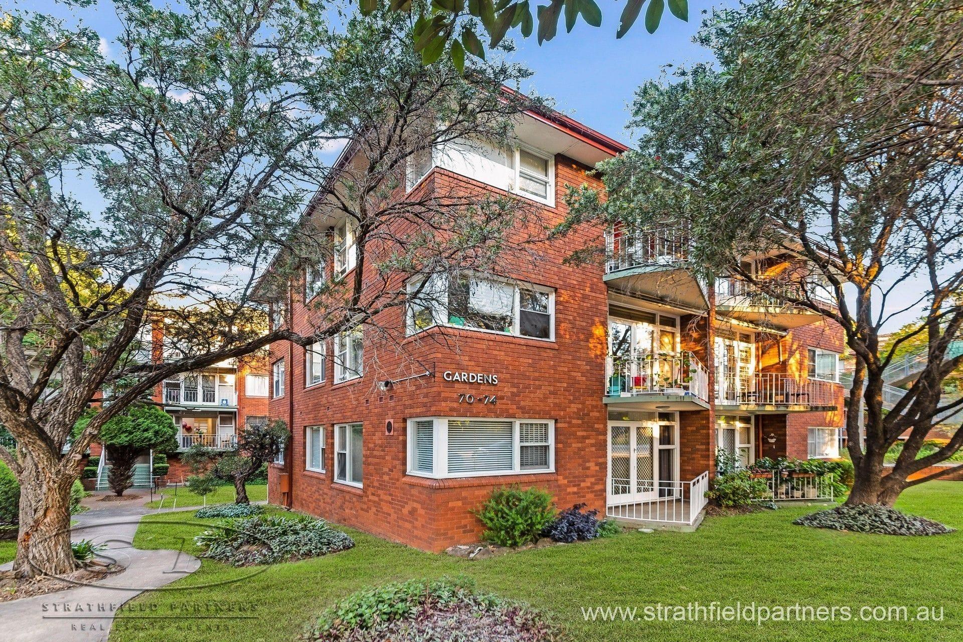 Property 5/70-74 The Boulevarde, Strathfield NSW 2135 main IMAGE
