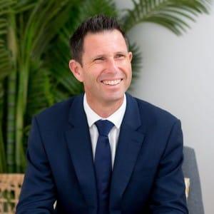 Property Agent Andrew Meldrum