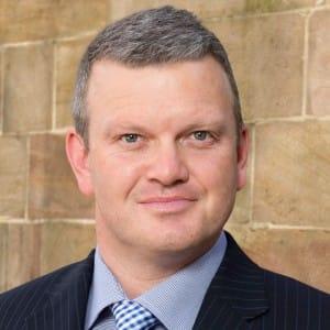 Property Agent Michael Lowdon