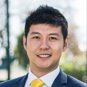 Property Agent Peter Liu